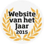 website van het jaar